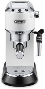 meilleure machine a café avec percolateur longhi dedica style