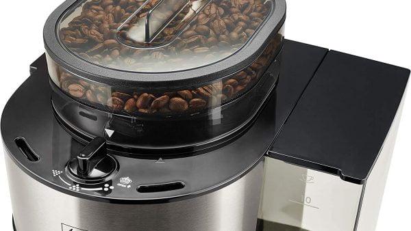 meilleure machine à café et cafetière avec moulin