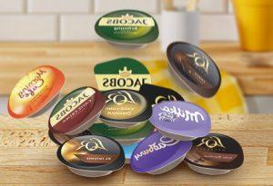 capsules et dosettes Tassimo