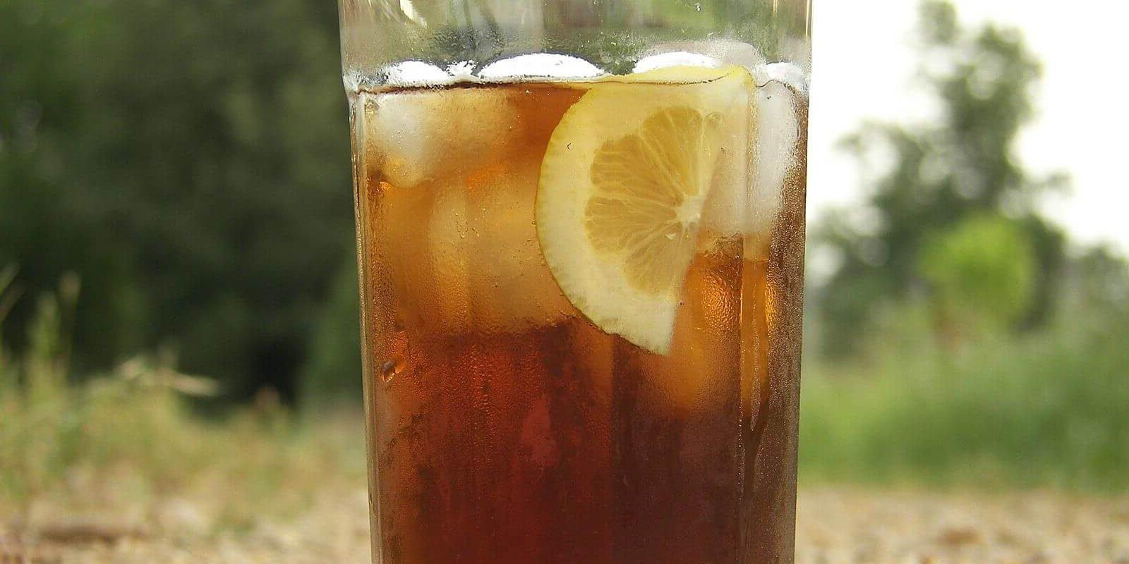 histoire thé glacé ice tea